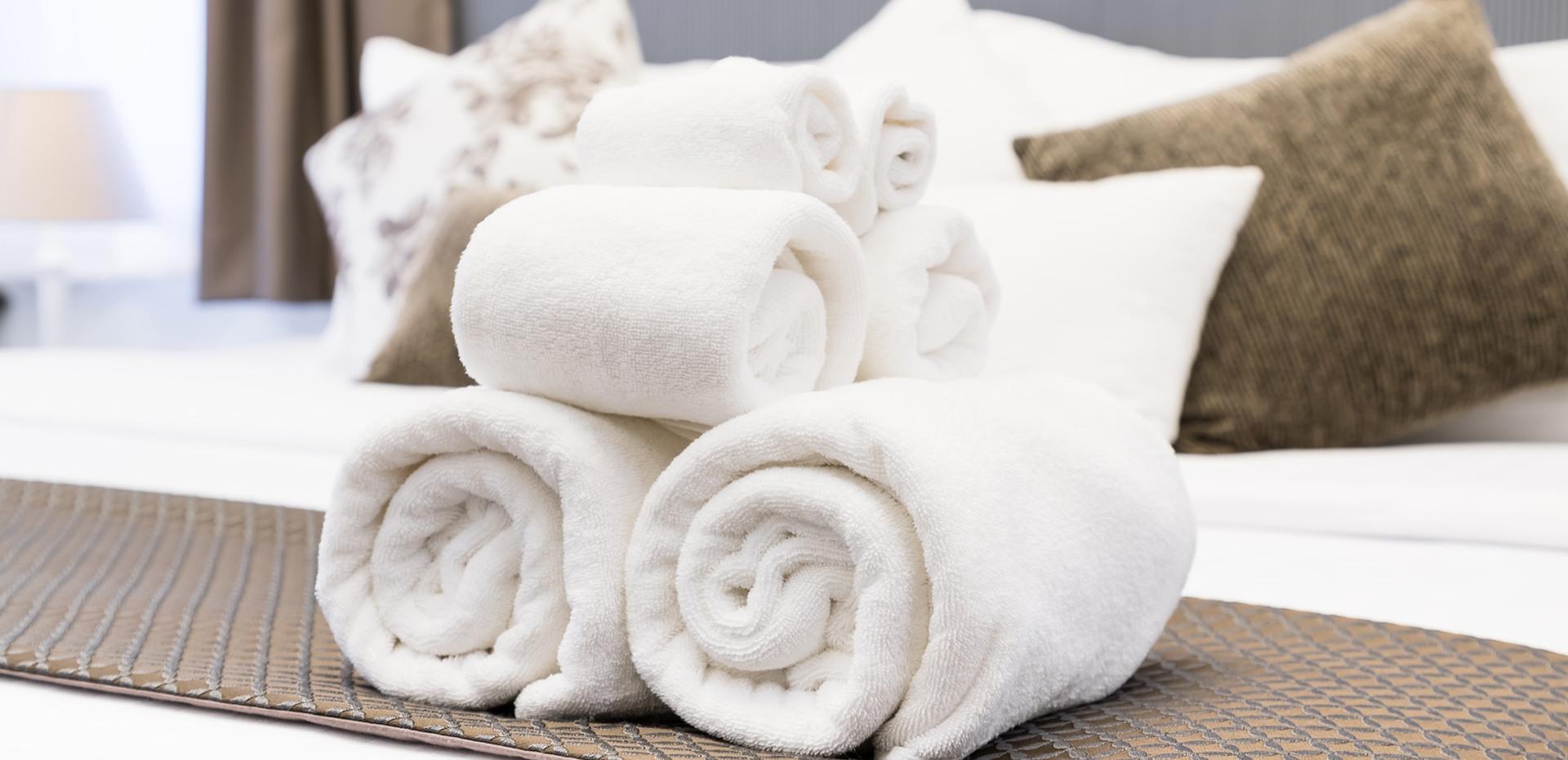 Wysokogatunkowe tekstylia do Twojego hotelu
