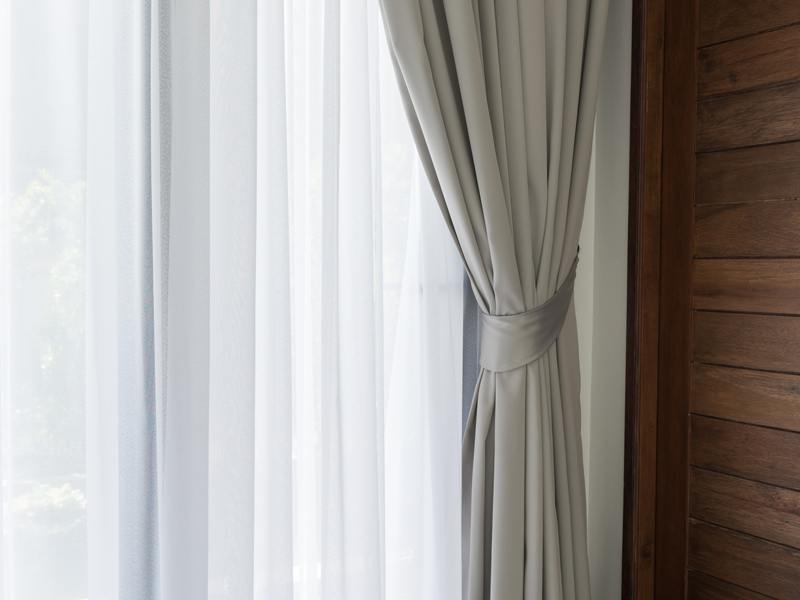 zasłony hotelowe